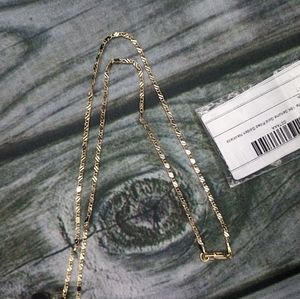 Jewelry - New Gold Filled Golden Necklace